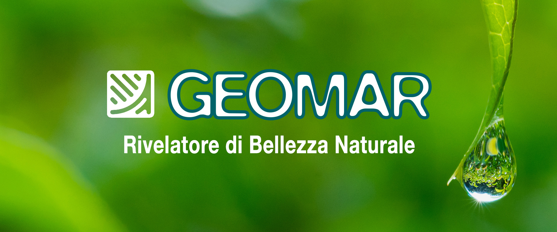 Geomar - Rivelatore di bellezza naturale